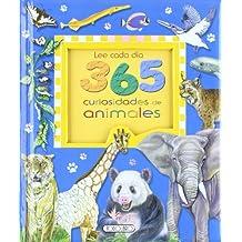 Lee cada día 365 curiosidades de animales (Leo noche y día)