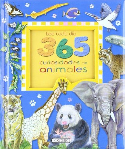 Lee cada día. 365 curiosidades de animales por NA