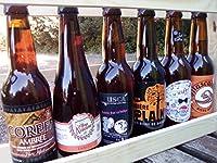 Coffret de 6 bières ambrées artisanales de 33cl différentes, haut de gamme. Sélection premium mapassionbiere. Chaque mois, une sélection différentes. Composition coffret : 1 GAROUPE AMBREE NICE, 1 MASCARET AMBREE GIRONDE, 1 NINKASI AMBREE LYON, 1 BAS...