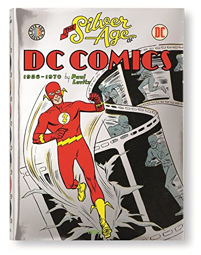 VA-The Silver Age of DC Comics