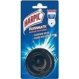 Harpic Flushmatic In-Cistern Toilet Cleaner Block, Aquamarine - 50 g