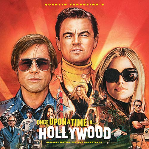 616Mnlq2mXL - Quentin Tarantino'S Once Upon a Time in Hollywood [Vinyl LP]