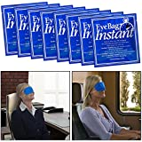 EyeBag® Eye Bag Instant Dry Eye Relief Warm Medical Compress Blepharitis Treatment 8 Disposable Eye Mask Air Activated