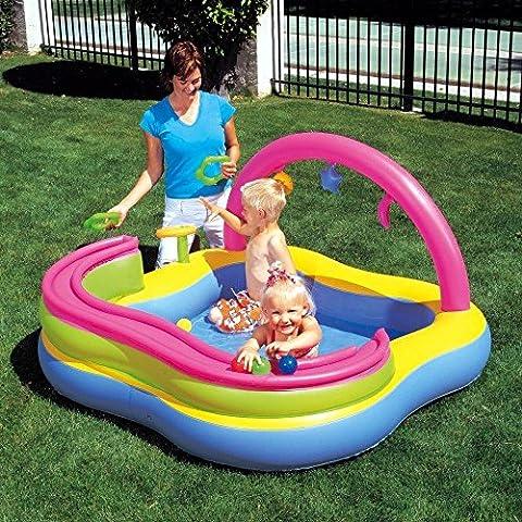 Planschbecken BESTWAY Pool Play-Center mit Zubehör
