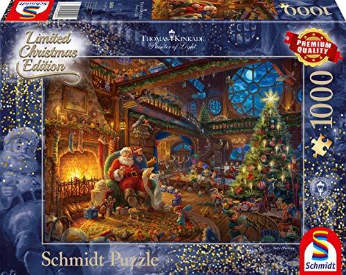 Schmidt Spiele Puzzle 59494 Thom...