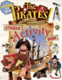 The Pirates! Sticker Activity Book (Pirates Film Tie in)