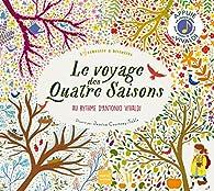 Le voyage des Quatre Saisons par Katie Cotton