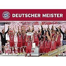 FC Bayern München Edition - Kalender 2018