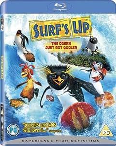 Surf's Up [Blu-ray] [2007] [Region Free]