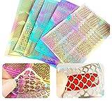 Primi diferentes stytles Nail Art Stickers–Nail Art uñas...