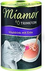 Miamor Trinkfein Vitaldrink mit Ente135ml