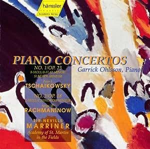 Rachmaninov/Tchaikovsky - Piano Concertos