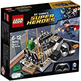 Lego Super Heroes - DC Comics - 76044 - Jeu de construction - Le Combat Des Héros