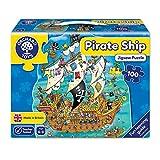 Orchard Toys - Puzle (100 piezas), diseño de barco pirata