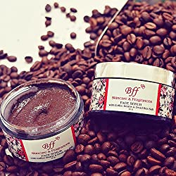 Bff Face Scrub With Coffee Beans & Dead Sea Salt
