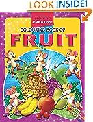 #8: Fruits (Creative Colouring Books)