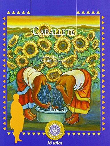Caballete (Puertas al Sol/Gateways to the Sun) por F. Isabel Campoy
