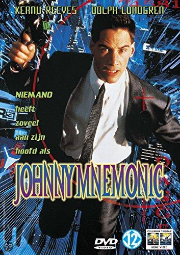 Vernetzt - Johnny Mnemonic [DVD] [1995]
