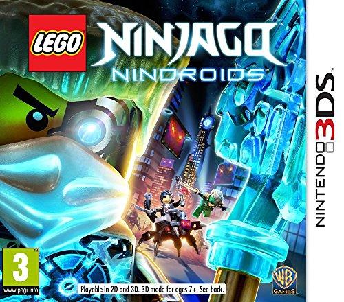 LEGO Ninjago Nindroids Jeu 3DS