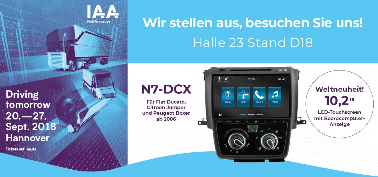 DYNAVIN-N7-DCX-Autoradio-Navigationsgert-fr-FIAT-Ducato-Citroen-Jumper-II-Peugot-Boxer-II