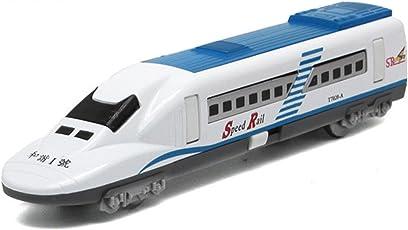 Sonic Bullet Train Die cast Metal toy (Blue)