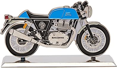 Royal Enfield RLCSMI000002 SMSS18002 Continental GT 650 2D Scale Model (Blue)