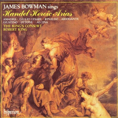 James Bowman ~ Haendel Heroic Arias