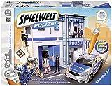 tiptoi Spielwelt Polizei: Erlebe spannende Einsätze mit der interaktiven Polizeiwache