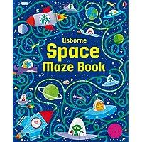 Space Maze Book