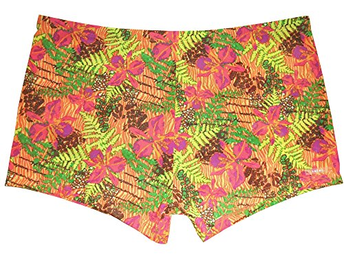 Solar Tan Thru Badehose Panty orange, Gr. 5 (M)
