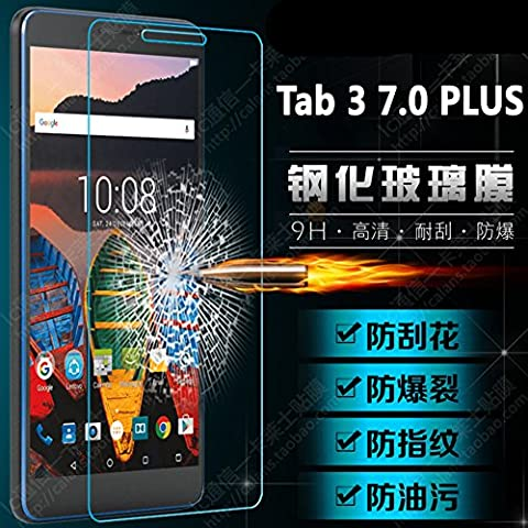 Meijunter LCD Film Tempered pellicule vitreuse plat Glass Screen Protector Pour 7