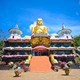 Golden Temple In Dambulla Sri Lanka Asia Home Decor Art