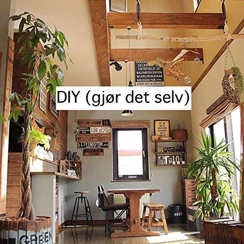 DIY (gjør det selv) (Norwegian Edition) por N Matsuura