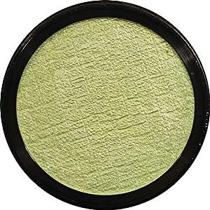 Eulenspiegel - Maquillaje Profesional Aqua, 3.5 ml / 5 g, Color Brillo perlino Verde pálido (350409)