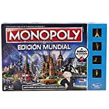 Hasbro Gaming Juego de mesa Monopoly Edición Mundial (B2348105) (versión española)