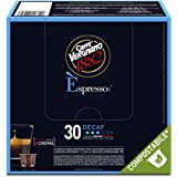 Caffè Vergnano 1882 Èspresso Capsule Caffè Compatibili Nespresso Compostabili, Decaffeinato - 8 confezioni da 30 capsule (tot