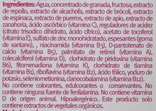 Nutrigen NUTVG1, Jarabe Vegy, 200 ml