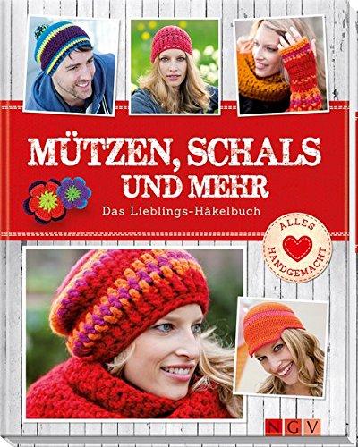 Halloween Mützen (Mützen, Schals und mehr: Das Lieblings-Häkelbuch (Alles)