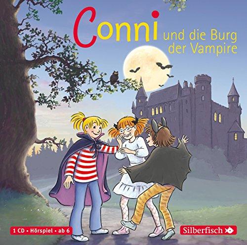 er Vampire: 1 CD (Meine Freundin Conni - ab 6, Band 20) (Halloween-geschichten Online Für Kinder)