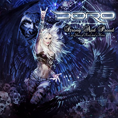 Doro - Strong And Proud [Blu-ray] (Rock Blast Ds)