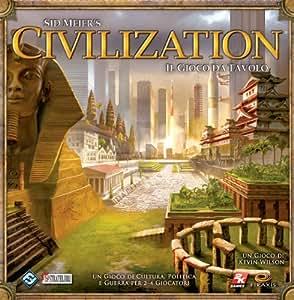 Giochi Uniti - Civilization, Set Base, SL0091