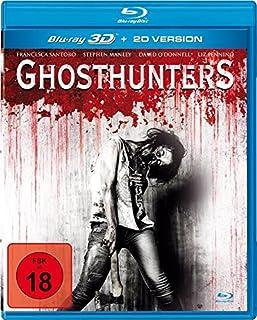 Ghosthunters 3D (3D Blu-ray)