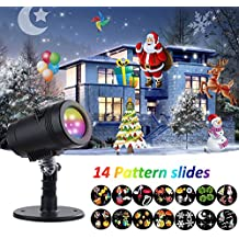 Amazon Co Uk Holiday Projector Light