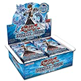 Konami Yu-Gi-Oh! Legendary Duelist - White Dragon Abyss Display mit 36 Boostern