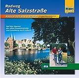 Alte Salzstraße: Radwanderführer Maßstab 1:50000