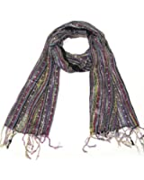 Lovarzi Colourful Women's Scarf - Versatile and vibrant scarf for women - Perfect for all seasons