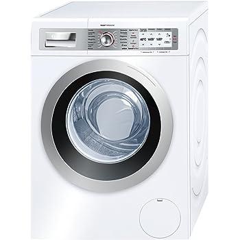 Bosch WAYH87W0 Home Professional Waschmaschine Home Connect/A+++/1400UpM/VarioTrommel/weiß