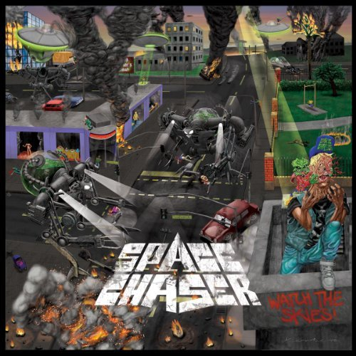Watch The Skies by Space Chaser (2014-04-02)