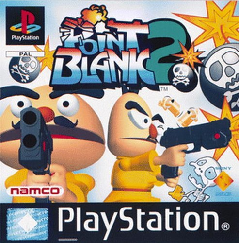 Point Blank 2 (Blank-video-spiel Point)