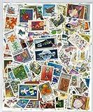 Briefmarkensammlung Europe, abgestempelte Marken, verschiedene Motive, 2000 Stück